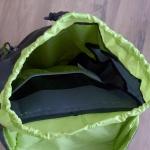 Vnitřní strana batohu