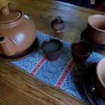 Křenovice, jiný likér a bylinkový čaj