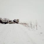 Kamion napříč