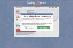Folding@home - můžete přispívat i anonymně