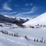 Ušguli - údolí