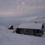 Chata u Saanajärvi