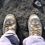 Boty na poušti