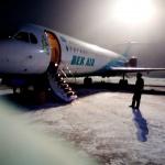 Letadlo Bek Air
