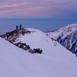 První vrchol Čimbulačky