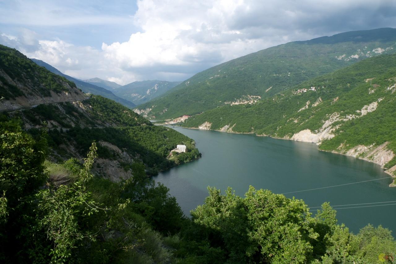 Debarské jezero