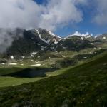 Rudoka e Madhe a Černé jezero