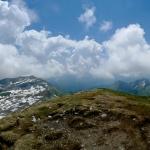 Panorama - vrchol Golem Korabu.