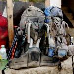Zaprášené batohy