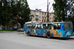 Petrozavodský trolejbus