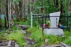 Bělomorský hřbitov