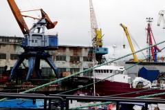 Murmanský přístav