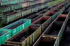 Murmanské nákladní nádraží
