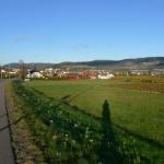 Pohled na Svelvik z jihu.