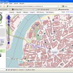 Openstreetmap webové rozhraní