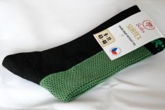 Takto vám ponožky přijdou.