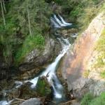 Vodopád po cestě k Morskiemu Oku