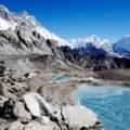 Nepálský trek tří sedel na přelomu listopadu a prosince 2018 část pátá - z Namče Bazaru přes Kongma La do Lobuše