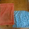 Utěrka z Tesca outdoorovým ručníkem?
