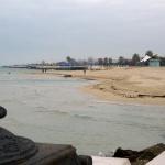 Pláž v Bari