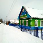 Malované domky
