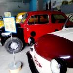 Muzeum veteránů v Dudutki