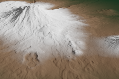 Ararat - SRTM