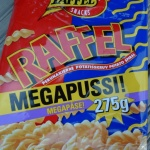 Místní zajímavé chipsy