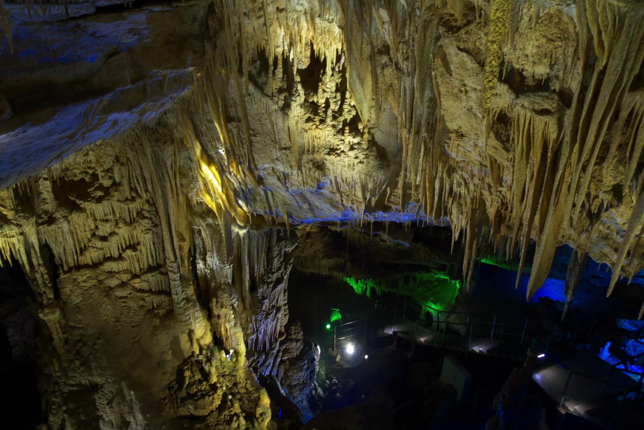 Prometheova jeskyně