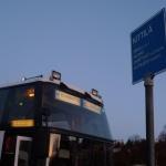 Autobus v Rovaniemi