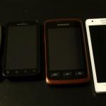 Historie mých telefonů