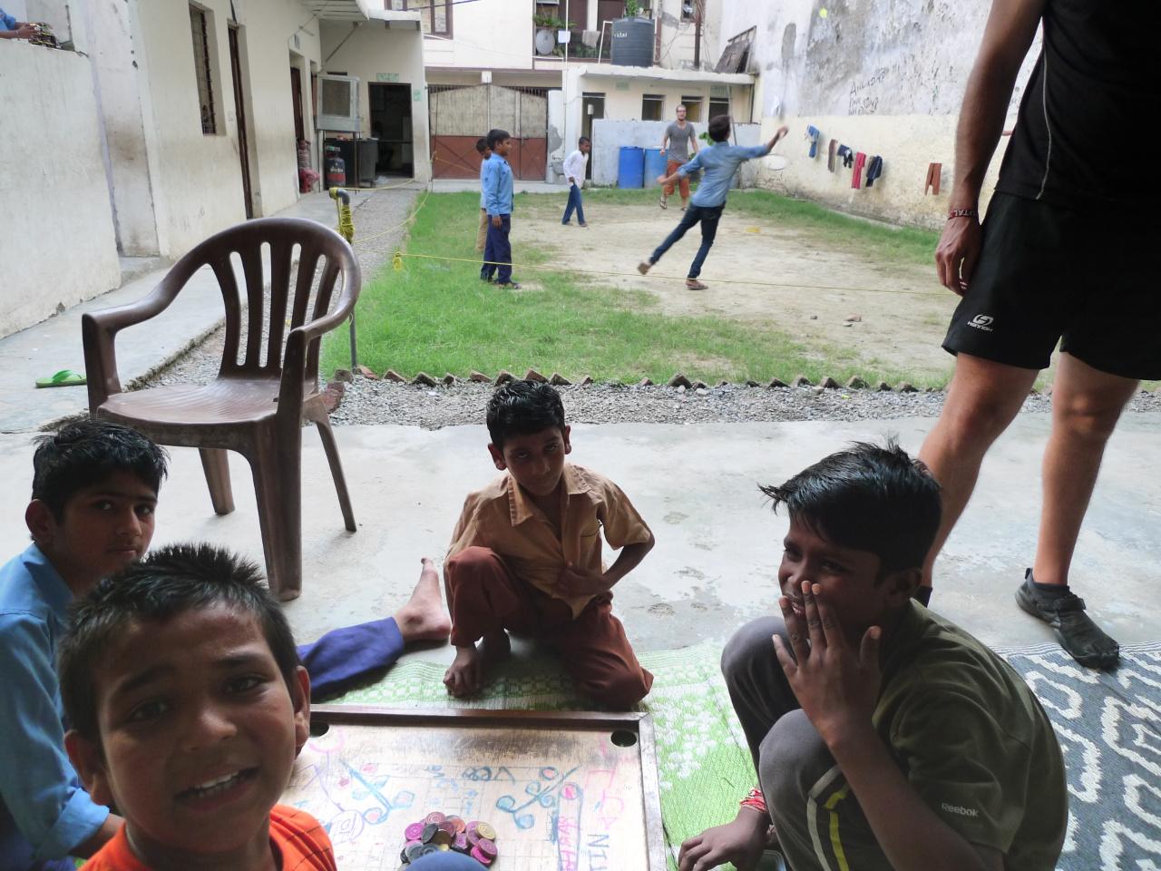 Sirotčinec v Dillí