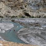 Brodění řeky Khumy