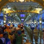 Fronta na Zlatý chrám
