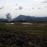 Krajina u Mývatnu
