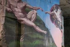 Marmotour a kopie Stvoření Adama