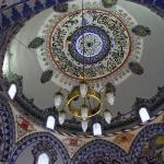 V mešitě
