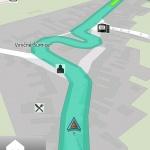 Navigace MapFactor