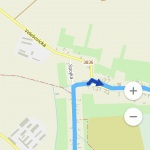 Navigace Maps.Me