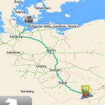 Náhled trasy - Navigator