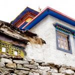 Ženský klášter v Thamo
