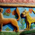 Swayambhunath - lidová tvořivost