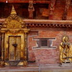 Patan Durbar - královský palác