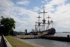 Kronštadt - přístav