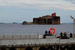 Zato z pevnosti Konstantin si užíváme pěkných výhledů.