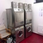 Samotná prádelna