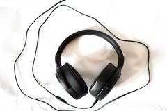 Rozložená sluchátka