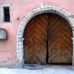Dveře v Tallinnu