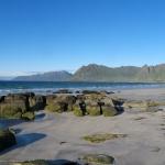 Pláž Gimsøya
