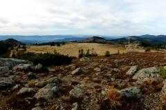 Panorama z vrcholu Velkého Javoru